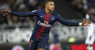 Kylian Mbappe, de neoprit în Ligue 1. Victorie lejeră pentru PSG