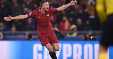 Victorie în prelungiri pentru AS Roma, la Frosinone