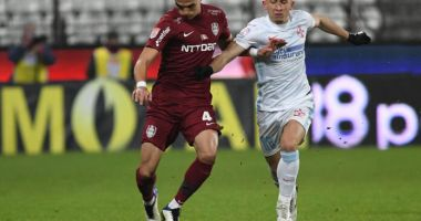 Fotbal / CFR - FCSB, în Supercupa României, joi seară, la Ploieşti