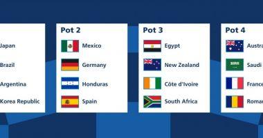 Fotbal / România, în urna a patra pentru tragerea la sorţi a grupelor turneului olimpic de la Tokyo