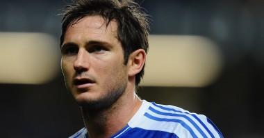 Frank Lampard și-a anunțat retragerea din naționala Angliei