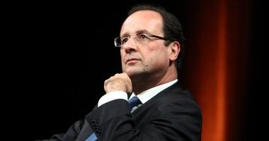 Avionul lui Francois Hollande, lovit de un fulger în drum spre Berlin