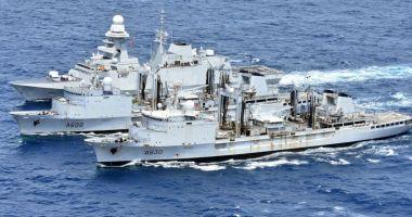Cooperare româno-franceză în domeniul militar naval