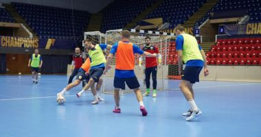 """Futsal / Tricolorii, pregătiri pentru """"dubla"""" cu Bosnia-Herțegovina"""