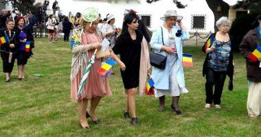 Garden Party la Palatul Elisabeta. Mii de invitați prezenți, în ciuda ploii