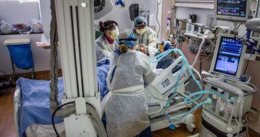 Un nou record de cazuri de Covid: 18.863 bolnavi în ultimele 24 de ore. 655 au fost înregistrate la Constanța