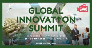 Global Innovation Summit - eveniment online. Graz-Austria,18-20 mai 2021