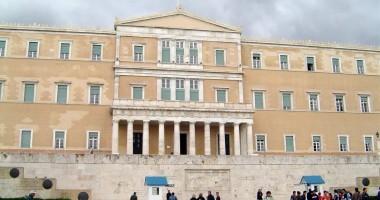 Președintele Parlamentului grec se suspendă din funcție