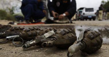 Peste o mie de grenade din Primul Război Mondial, descoperite în Vrancea