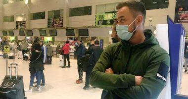 GALERIE FOTO / Handbaliştii de la HC Dobrogea Sud au ajuns la Lisabona