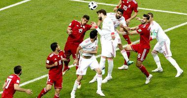 CM 2018. Echipa Spaniei a învins la limită selecționata Iranului