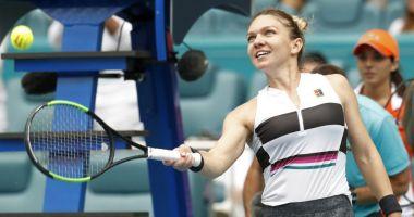 Tenis / Simona Halep se califică în sferturi la Miami după o victorie splendidă cu Venus Williams