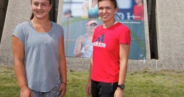 Tenis, Turneul Campioanelor: Simona Halep vs Bianca Andreescu are loc luni, nu înainte de ora 14:00