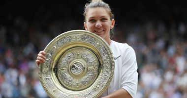 De cine a fost ajutată Simona Halep să câștige turneul de la Wimbledon