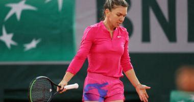 Simona Halep iese din Top 10 WTA după șapte ani și jumătate