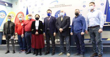 Haltere / Nicu Vlad, reales în fruntea federaţiei române. Componenţa echipei de conducere