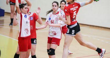 Toate competițiile de handbal din România au fost suspendate