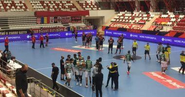 Handbal, European League / Dinamo, învinsă de Sporting. Rezultatele Grupei B