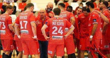 Handbal / Dinamo, învinsă la Berlin, în EHF European League