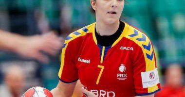 """Handbal / Eliza Buceschi: """"Cu Macedonia de Nord, vor fi 120 minute foarte importante"""""""