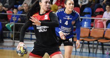 Handbal / Liga Naţională feminină, etapele 2-5, la Sfântu Gheorghe