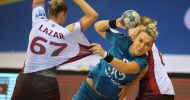 Handbal / Liga Naţională feminină, rezultatele etapei a doua. O remiză dramatică!