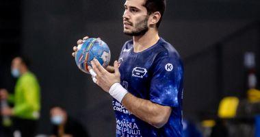 Handbal / Zoran Nikolic, de la HCDS, sancţionat de Comisia Centrală de Disciplină