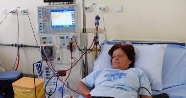 Hemodializa, procedura care ajută bolnavii să se bucure de viață