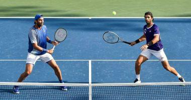 Horia Tecău şi Jean-Julien Rojer, în semifinale la US Open