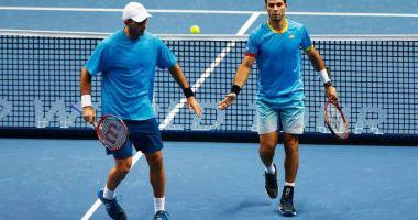 ATP Beijing: Horia Tecău și Jean-Julien Rojer, eliminați în primul tur al probei de dublu