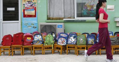 Peste 51 de copii în stare gravă, după ce un bărbat a aruncat sodă caustică în grădiniță