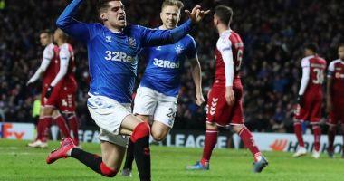 Ianis Hagi, idolatrizat de fanii lui Glasgow Rangers