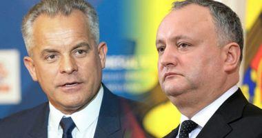 Igor Dodon susține că SUA l-au ascuns pe Vlad Plahotniuc