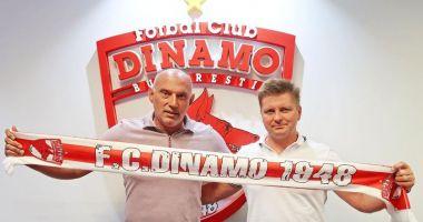 Dusan Uhrin Jr, noul antrenor al lui Dinamo