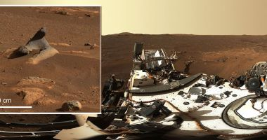 VIDEO / Perseverance a trimis imagini panoramice de pe planeta Marte