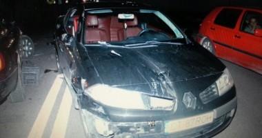 Accident rutier în Murfatlar