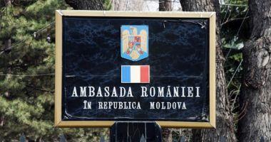Polemică între Ambasada României şi Ambasada Rusiei din Republica Moldova