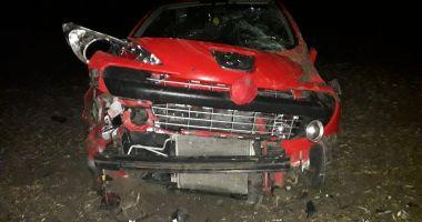 Accident rutier la Mihail kogălniceanu! O victimă