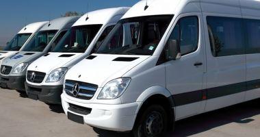 Înmatriculările de autobuze și microbuze au crescut cu 73,3%