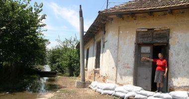 Avertizare de la hidrologi. Pericol mare de inundaţii pe râurile din judeţul Constanţa