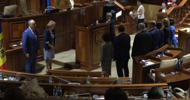 Guvernul Maia Sandu a depus jurământul, ce planuri are noul premier de la Chișinău