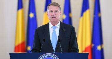 Președintele Iohannis va participa joi și vineri la Bruxelles, la reuniunea Consiliului European