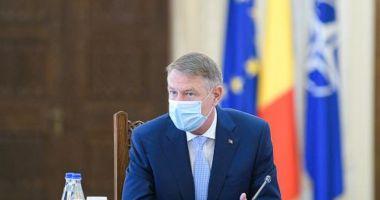 Klaus Iohannis, ședință la Cotroceni cu premierul și ministrul Finanțelor