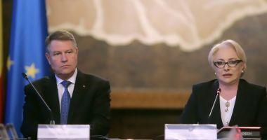 Discuții Dăncilă - Iohannis privind propunerile de miniștri la Interne, Externe și vicepremier