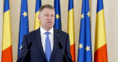 Klaus Iohannis: Modelul economic al guvernării PSD din ultimii ani a neglijat total așteptările românilor
