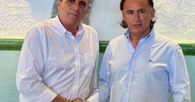 Zanfir Iorguș şi Mohammad Murad,