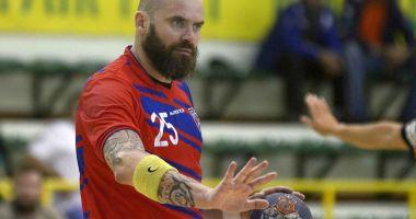 "Un fost jucător al HCM Constanța s-a retras din activitate. ""Mulțumesc, handbal!"""