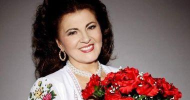 """Irina Loghin cântă  în concertul """"Am plecat  de mult de acasă"""""""