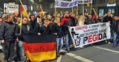 """Poliția germană interzice orice adunare publică la Dresda, azi, invocând un """"risc terorist"""""""