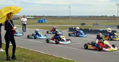 Piloții de karting ai Constanței, pe podium la final de campionat!